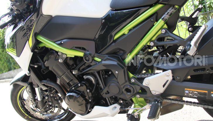 Prova Kawasaki Z900: 125 CV di puro godimento - Foto 20 di 31