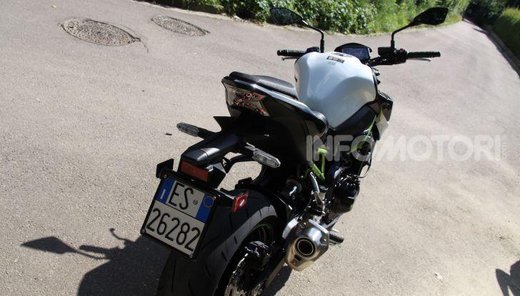Prova Kawasaki Z900: 125 CV di puro godimento - Foto 27 di 31