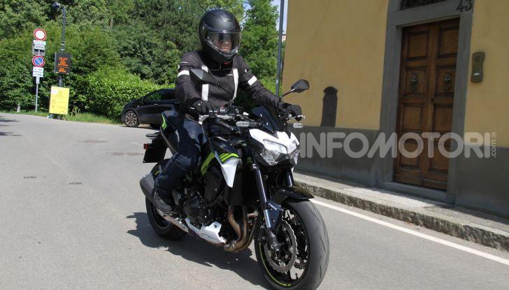 Prova Kawasaki Z900: 125 CV di puro godimento - Foto 3 di 31