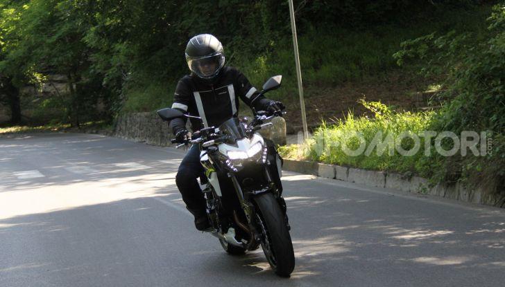 Prova Kawasaki Z900: 125 CV di puro godimento - Foto 6 di 31