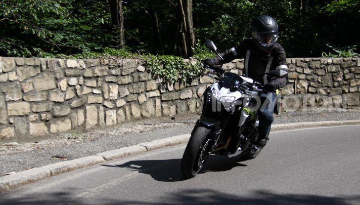 Prova Kawasaki Z900: 125 CV di puro godimento - Foto 7 di 31