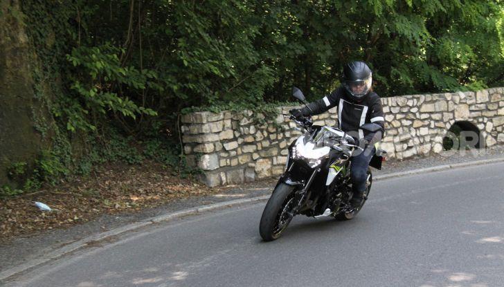 Prova Kawasaki Z900: 125 CV di puro godimento - Foto 8 di 31