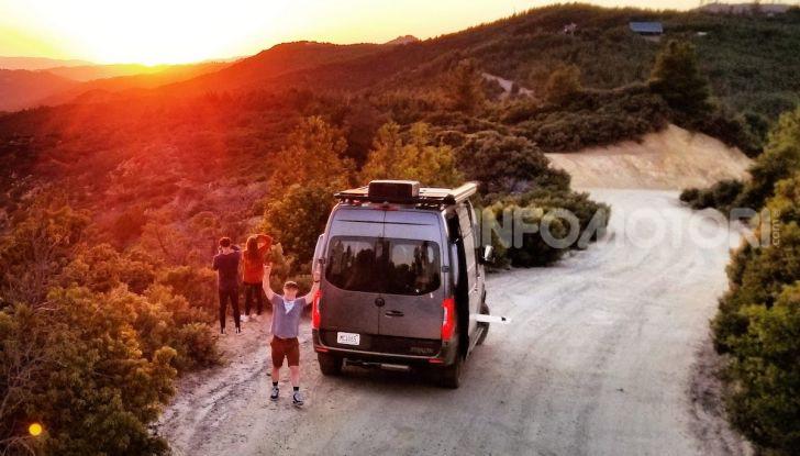 Storyteller Overland: tris di camper su base Mercedes Sprinter - Foto 4 di 9