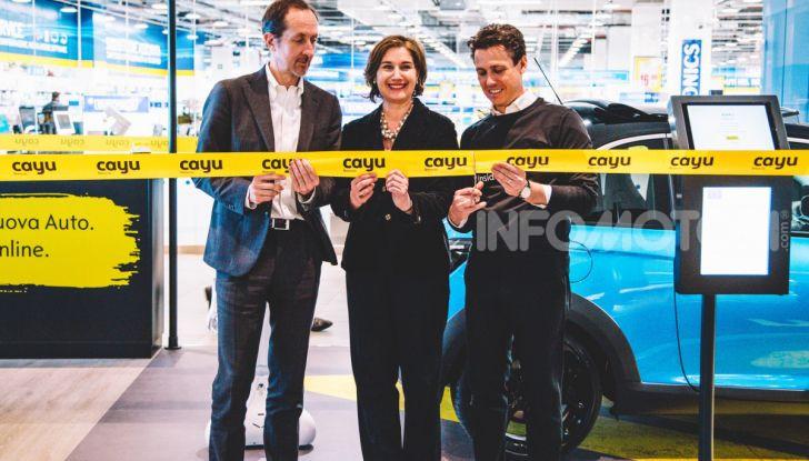 Andreas Barchetti Presidente Opel Vauxhall 2020