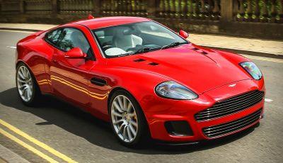 Aston Martin Callum Vanquish: serie limitata by R-Reforged