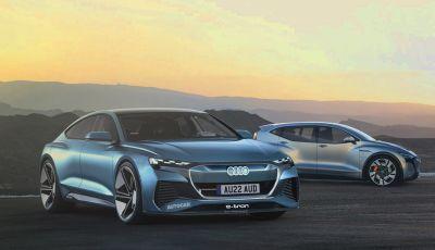 Audi A9 e-tron: l'ammiraglia dei Quattro Anelli in arrivo nel 2024?
