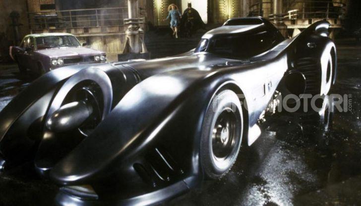 DeLorean, Batmobile ed Ecto-1: un'asta da film, in tutti i sensi - Foto 1 di 3