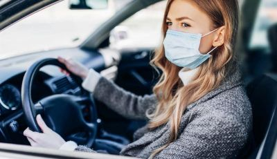 Coronavirus: cosa si può fare con l'auto in zona rossa?