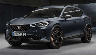 Cupra Formentor 2020: tutto esaurito in Italia per la Launch Edition