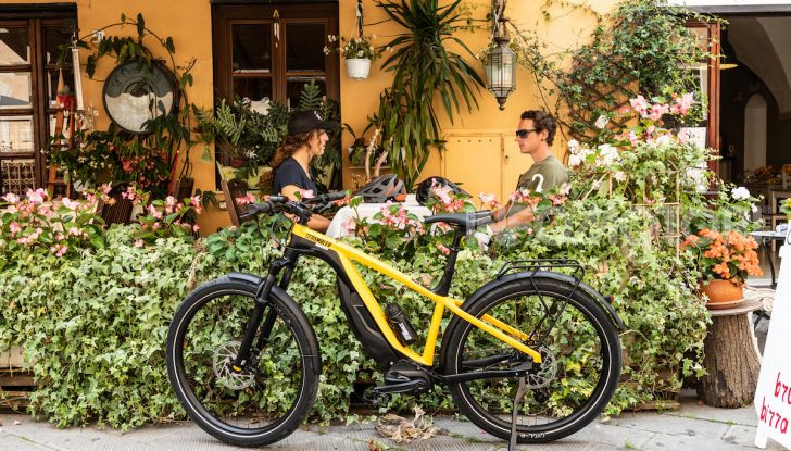 e-Scrambler: l'e-bike firmata Ducati e Thok Ebikes - Foto 3 di 5