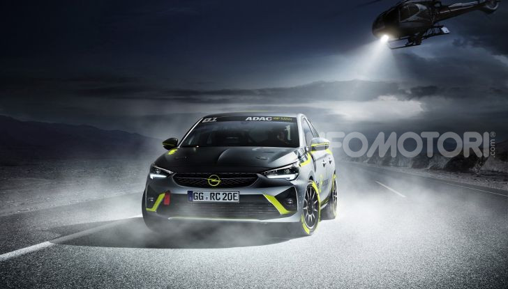 Opel e-Rally Cup 2020