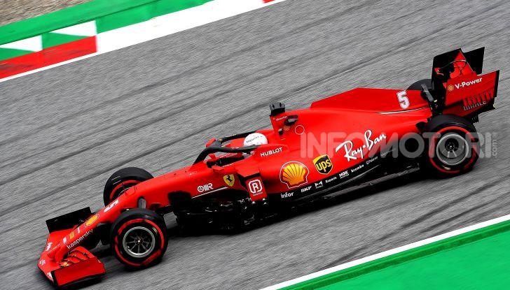 F1 2020 GP Austria Red Bull Ring