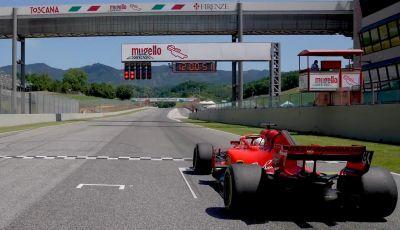 F1 2020, GP Toscana Ferrari 1000: gli orari tv di Sky e TV8