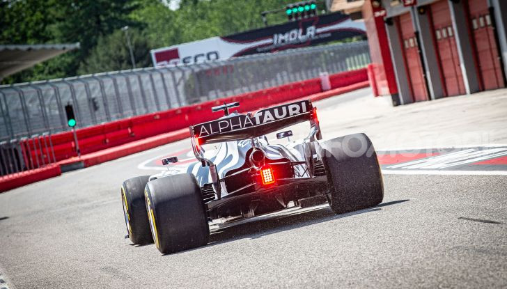 F1 2020 GP Emilia Romagna Imola