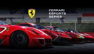 Ferrari Esports Series: aperte le iscrizioni per l'edizione 2021