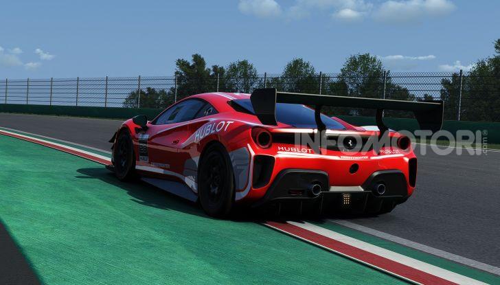 Ferrari Hublot Esports Series 488 Challenge EVO