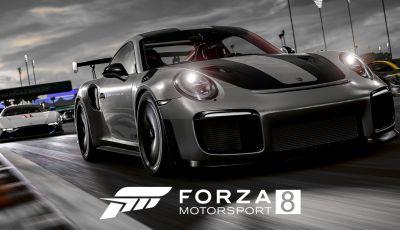 Forza Motorsport 8 per Xbox Series X: si avvicina la data dell'uscita