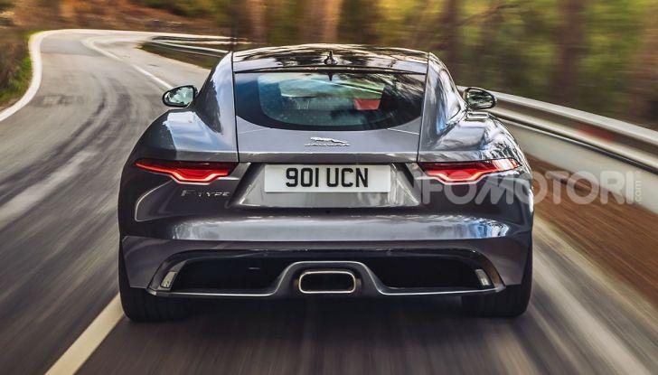 Jaguar EV Type rendering 2020