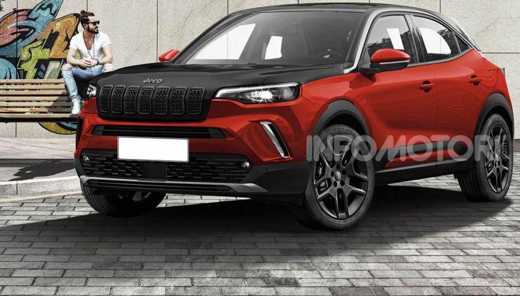 Jeep SUV compatto 2022
