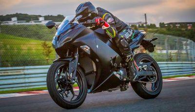 Kawasaki accelera verso la produzione della prima moto elettrica