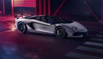 Lamborghini celebra lo Studio Ad Personam con l'Aventador SVJ Xago Edition