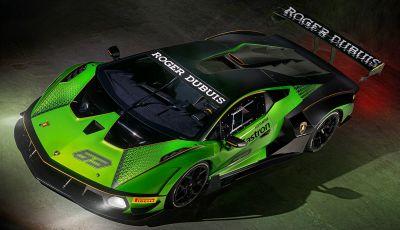Lamborghini Essenza SCV12: l'hypercar da 830 CV per piloti da corsa