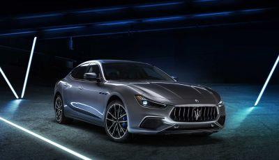 Maserati Ghibli Hybrid da 330 cavalli: ordini al via a settembre
