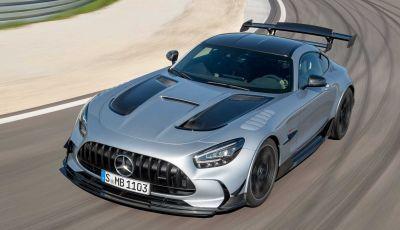 Mercedes AMG GT Black Series 2020: 730 cavalli e aerodinamica da corsa
