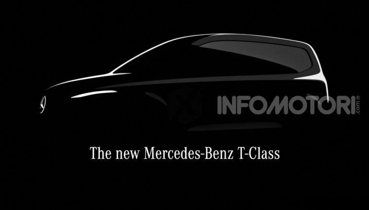 Mercedes Benz Classe T