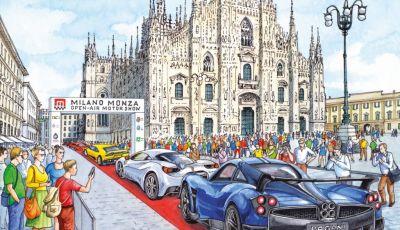Milano Monza Motor Show 2020: date, orari, informazioni