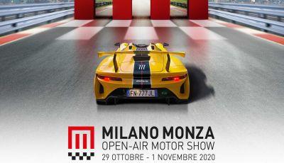 Milano-Monza Motor Show, le date: 29 ottobre – 1 novembre 2020