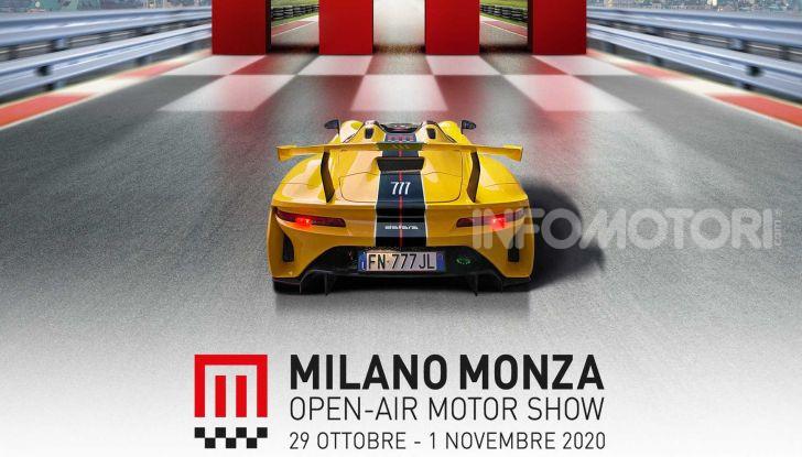 Milano Monza Open Air Motor Show 2020