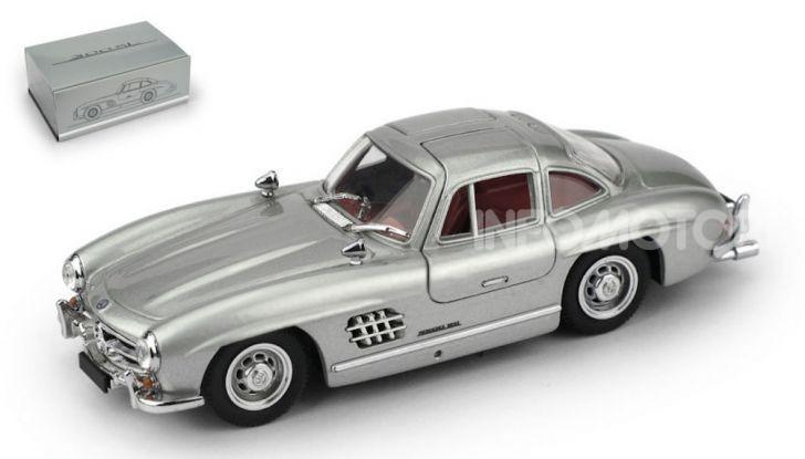 Mercedes 300 SL Ali di Gabbiano: arriva il modellino in scala 1:38 - Foto 1 di 3