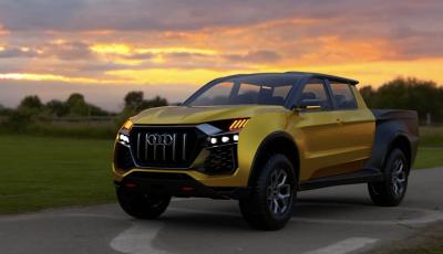 Pickup Audi: il progetto fa già discutere