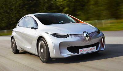 Renault Eolab: concept car ibrida plug-in nata… dai Lego