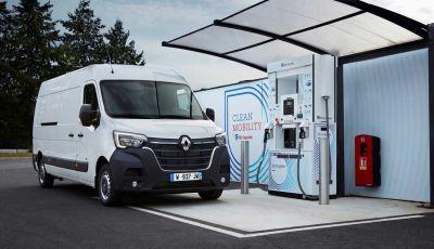 Renault Master ZE 2020: la soluzione migliore per i trasporti commerciali a zero emissioni
