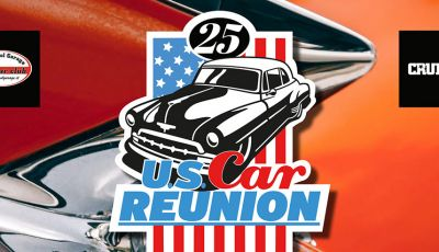 25a U.S. CAR REUNION – 19-20 settembre a Lignano Sabbiadoro (Udine)