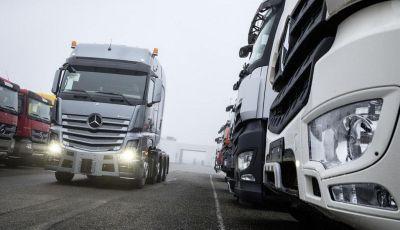 Veicoli industriali: il mondo dei trasporti perde a giugno il 47,2% delle immatricolazioni