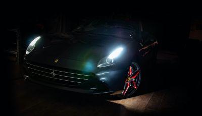 Vilner Garage firma la Ferrari California T senza limiti