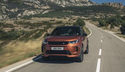 Land Rover Discovery Sport: arriva anche la versione Black