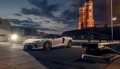"Novitec trasforma una McLaren GT in una ""super GT"""