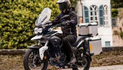 Sinnis Terrain T380, l'adventure low cost  made in England