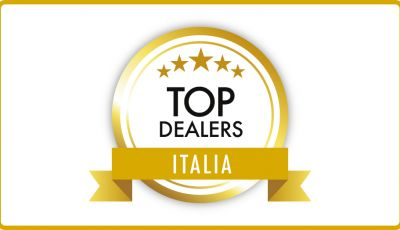 Sportauto nominato Top Dealers Italia