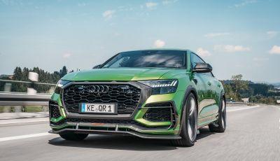 ABT Sportsline presenta l'Audi RSQ8-R per il 125° anniversario del marchio
