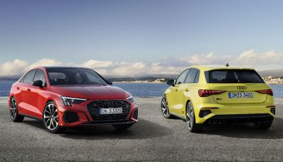 Audi S3 2020: in arrivo le nuove Sportback e Sedan da 310 cavalli