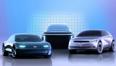 Hyundai verso il futuro della mobilità elettrica con il brand IONIQ