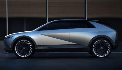 Hyundai Ioniq 5: il SUV elettrico uscirà nel 2021