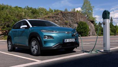Hyundai Kona Electric: con gli Ecoincentivi in Italia da 25.350 Euro