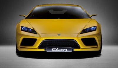 Lotus Type 131: nel 2021 arriva l'ultima supercar su base Elan
