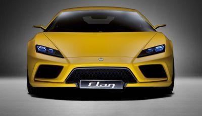 Lotus Type 131: nel 2021 arriva l'ultima supercar su base Elan